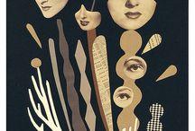 Ghost of a flea / Art of Dadaist and Surrealist type thingey