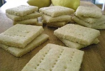 Biscuits et huiles d'olive