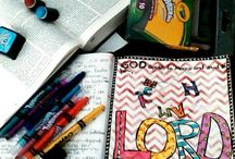 My Bible Journaling Journey