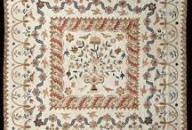 Medallion Quilts - American / Medallion Quilts