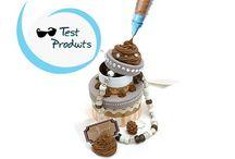 Test produits / Les produits au banc de test