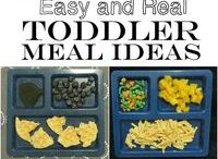 Toddler foods ideas