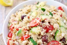 Mediterranean lunches