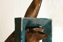 Rzeźba / Rzeźba w metalu i ceramice
