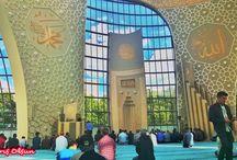 Diyanet Merkez Camii Köln Açılışı (09.06.17)