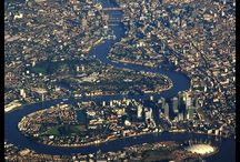 The Mighty Thames / The mighty Thames, the silver artery of the Empire.