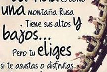 Frases célebres  / by Clara Jovel