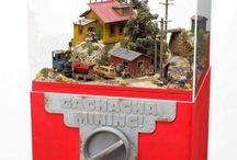Crafty - dioramas