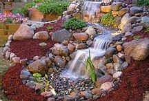 Pond less waterfalls