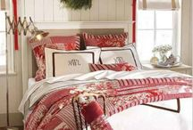 Christmas bedrooms! / by Kelly King