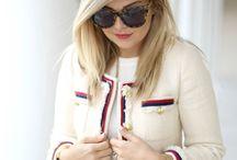 ala Chanel jacket