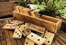 DIY: Wood Works