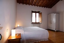 The rooms / The rooms, all with private bathroom, are situated on the first floor.