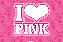Love Pink / by Sandee Dusbiber