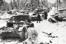 Captured soviet tanks / zdobyczne czołgi radzieckie