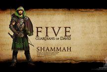 Shammah / The sling wielder