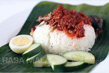 MALAYSIA & SPORE FOOD
