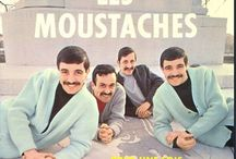 Les moustaches / by Andrea Behn