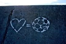 Soccer! / Soccer from the Rose City and related inspirations - soccer can save the world. #RCTID - #BAONPDX - #PTFC