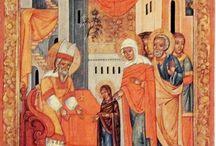 Τά Εισόδια της Θεοτόκου- The Presentation of the Virgin Mary