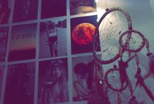 Roomspiration / I'm moving house soon and its time for a change from my childhood bedroom.