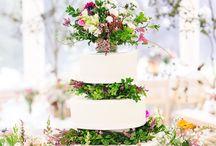 Wedding Cakes / Inspiration for wedding cakes
