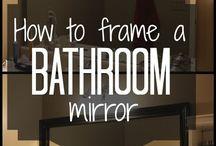 Bathroom ideas / by Sheri DeWitt