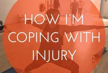 Injury Prevention and Recovery / Injury prevention, injury recovery, rehab, strength training, yoga, running injuries, hip, knee, shoulder, back, ankle