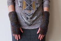 Knitting Fingerless