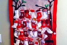 joulukalenterit