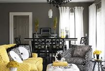 Living Rooms / by Ann Heuberger