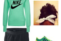 Athletic Style / by Dani Theis