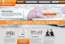 TLnakit Geçen Bahis Siteleri