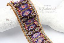 peyote Armbänder