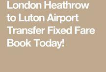 Heathrow to Luton
