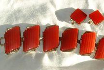 Coro jewellery