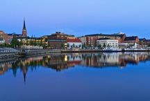 Luleå, Universiteit / Luleå, Sweden