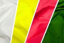 Lonetes / Lonetas / Canvas / Teles de diferents colors i estampats, vàlides per a molts usos: fundes de sofà, coixins, cobrellits, estors, cortines... // Telas de distintos colores y estampados, válidas para muchos usos: fundas de sofá, cojines, colchas, estores, cortinas, etc. // Fabrics of different colors and patterns, valid for many uses: sofa covers, cushions, quilts, blinds, curtains...