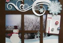 Scrapbooking Winter