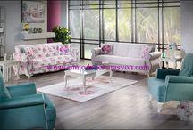 2016-2017 En Moda Mobilya Modelleri / Bu senenin modası salon-oturma grupları,köşe takımları,yatak odası,genç ve çocuk odası mobilyaları ve tamamlayıcı dekorasyon ürünleri
