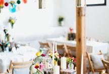 Hochzeits-Vorbereitungen