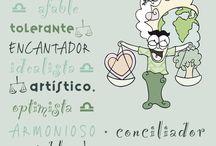 Libra #zodiaco #horóscopo