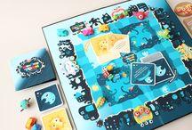 DESIGN BOARD GAME