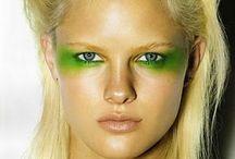 Makeup Catwalk/High fashion