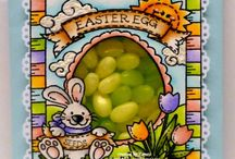 Easter Blessings / Cards and projects reflecting the Easter Season