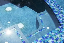 Glass Tile Pools & Spas