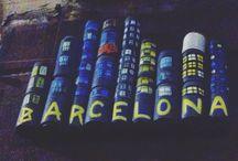 Catalounya. Espana. / Барселона похожа на коробку конфет, ассорти! Куда не посмотри - конфетки! Такие разные и такие вкусные! Город - мечта! Город куда хочется возвращаться постоянно!
