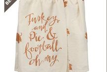 Thanksgiving Home Decor!!!