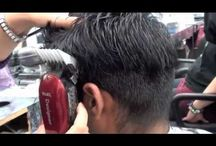 Strihanie vlasov