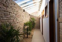 El patio, posibles modificaciones